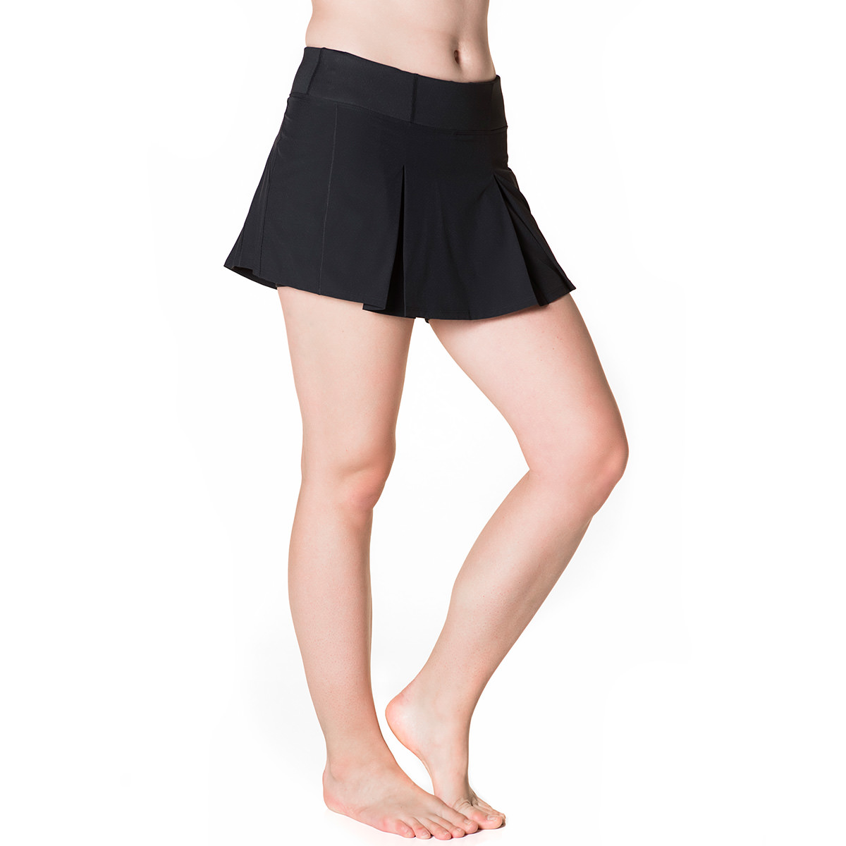 Details about  /Women/'s Skirt Sports Athletic Jette Skirt Black W//Music Port Size XS